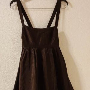 J. Crew Dresses - $49 J. Crew woman dresss size 8 Brown in color,